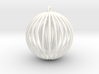 Double cage - Christmas Tree Ornament (Bauble) 3d printed