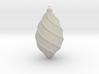 Spiral Ornament 1 3d printed