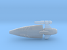 Side Cannon ship Hollow 3d printed