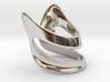 Free Flow Ring 3d printed