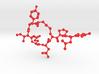 Oxytocin Molecule BIG 3d printed
