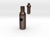 Message In A Bottle -Open Heart Version 3d printed