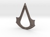 Assassin's creed logo-bottle opener (with hole) 3d printed