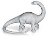 Brontosaurus Game Piece  3d printed