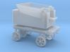 Cog Railway Tender - O Scale  3d printed