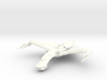 Dorval Class B GunDestroyer 3d printed