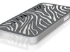 Iphone 5 Case Zebra 3d printed