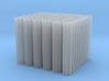 60 Dachschwellen 0e - zur Landschaftsgestaltung 3d printed