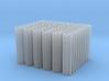 60 Dachschwellen 0f - zur Landschaftsgestaltung 3d printed
