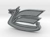 Celica Dragon Cufflink 3d printed