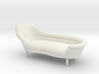 1:24 19th Century Victorian Chaise 3d printed
