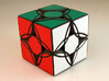Cubic Toru Puzzle 3d printed Solved