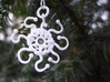 Discalia Ornament - Science Gift 3d printed