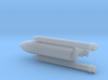Shuttle C (Scale 1:400) 3d printed
