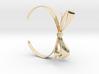 Ribbon Bracelet 3d printed