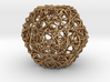 Cuboctahedron 15 Compound, Wireframe 3d printed
