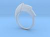Nautical_Ring 3d printed