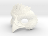 Bird Mask 3d printed