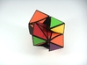 HeliPrism 9 Curvy Puzzle 3d printed Multiple Turns