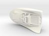 Whomobile Pinball Mod - 1:40 (TV Series - windows) 3d printed