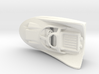 Whomobile Collector - 1:40 (TV Series - windows) 3d printed