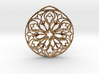 Arche Pendant (Cathedral Series, No. 1) 3d printed