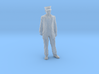 1:20.32 scale Cy Crumley standing  3d printed
