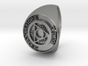 Esoteric Order Of Dagon Signet Ring Size 12.5 3d printed