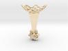 Honeycomb pearl holder 3d printed