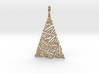 Christmas Tree Pendant 3 3d printed