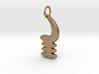 AKOBEN (Adinkra symbol for Vigilance) 3d printed