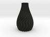Wavyse Vase 3d printed