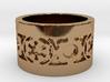 DarkSide Ring beta Size 10 3d printed