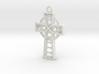 "Celtic Cross 1.5"" 3d printed"