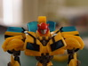 RiD Bee Neck Post 3d printed