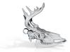 Buck 8 Point Pendant - Deer 3d printed