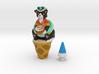 Vacances icecream 3d printed