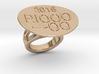 Rio 2016 Ring 32 - Italian Size 32 3d printed