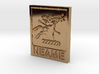 Neame Family Keychain 3d printed