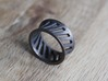 20 Mm Shutter Tunnels 3d printed Polished Bronze Steel Shutter Tunnels - 20 mm
