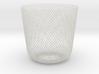Sine Basket 3d printed