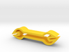 Wrench shaped cookie cutter 3d printed