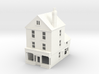 HDH-3 N Scale Honiton High street building 1:148 3d printed