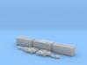 Set zu Containertragwagen Sgnss Spur Z (1:220) 3d printed