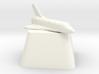 Enterprise Shuttle Cherry MX Keycap 3d printed