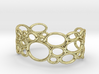 Bracelet Bubble 3d printed