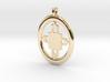DAME DAME Symbol Jewelry Pendant 3d printed