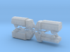 French Renault AHN Truck 1/285 6mm 3d printed