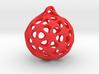 Christmas sphere 3d printed