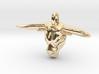 MINOTAUR Symbol Jewelry Pendant 3d printed